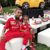 King Cairo Staying With Tyga & Kylie Jenner Amid Rob & Chyna Drama