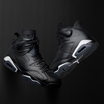 "The ""Black Cat"" Air Jordan 6 Comes Complete With 3M Detailing"