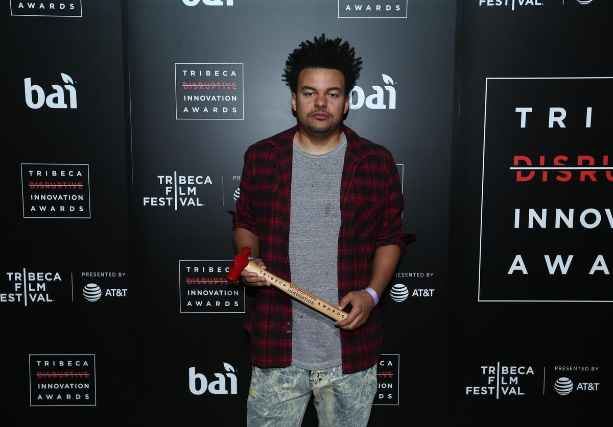 Alex da Kid attends the TDI Awards during the 2017 Tribeca Film Festival at Spring Studios on April 25, 2017 in New York City.
