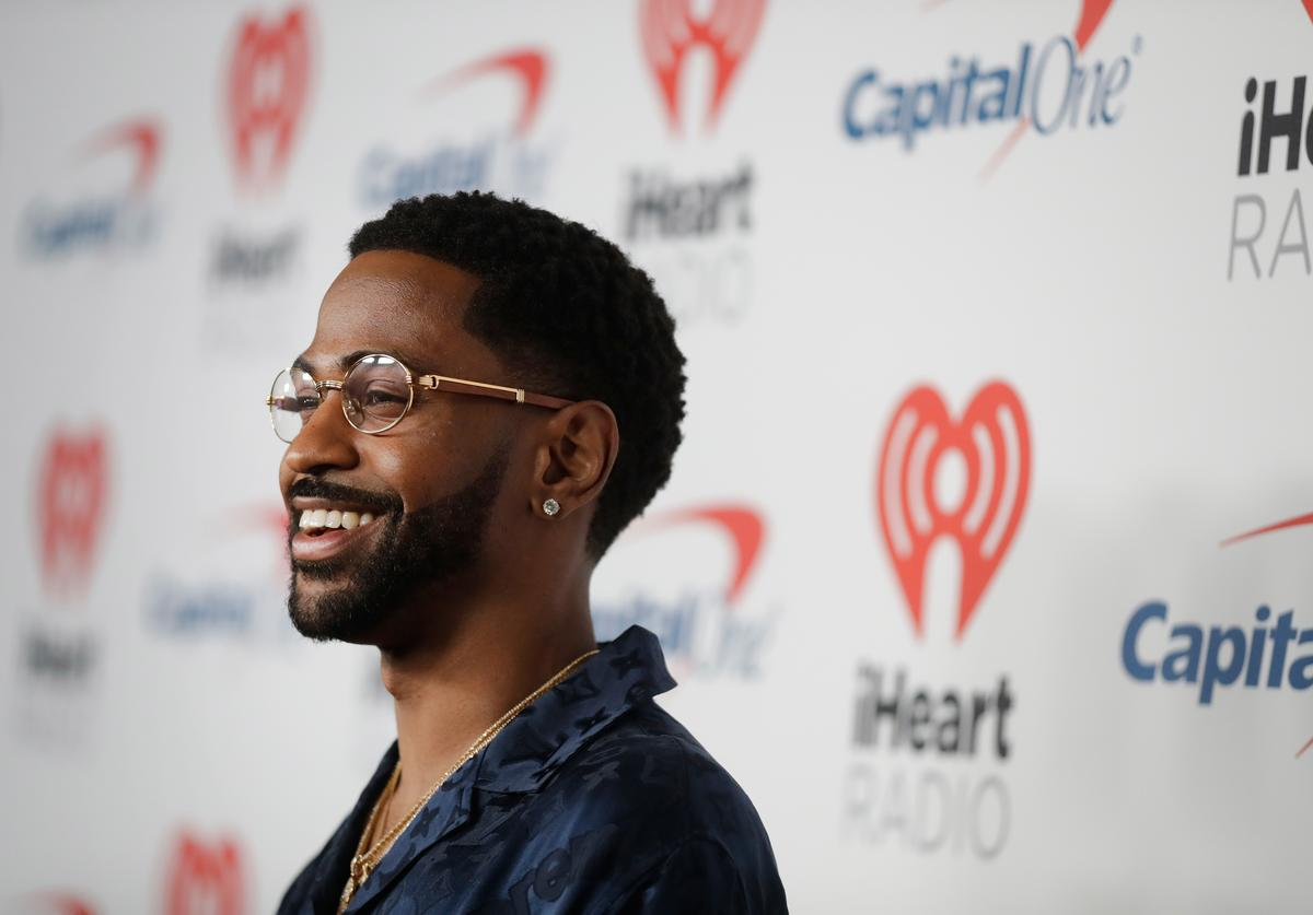Big Sean attends the 2017 iHeartRadio Music Festival at T-Mobile Arena on September 23, 2017 in Las Vegas, Nevada.