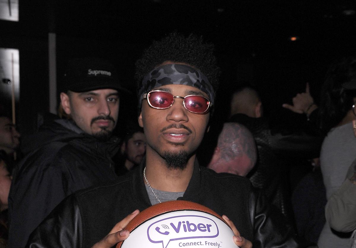 Metro Boomin attends Viber, leading mobile messaging app and YesJulz NBA All Star Game Party at La Vie Nightclub on February 12, 2016 in Toronto, Canada.