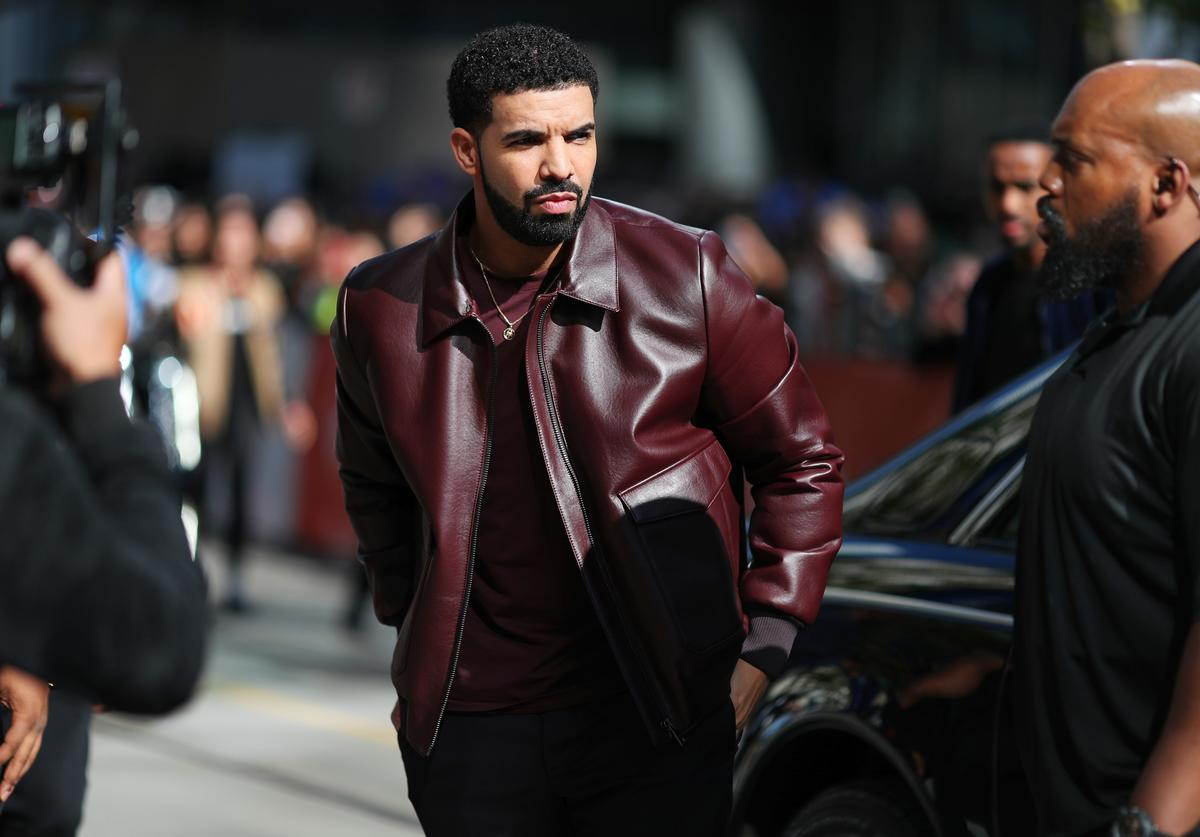 Drake attends 'The Carter Effect' premiere during the 2017 Toronto International Film Festival