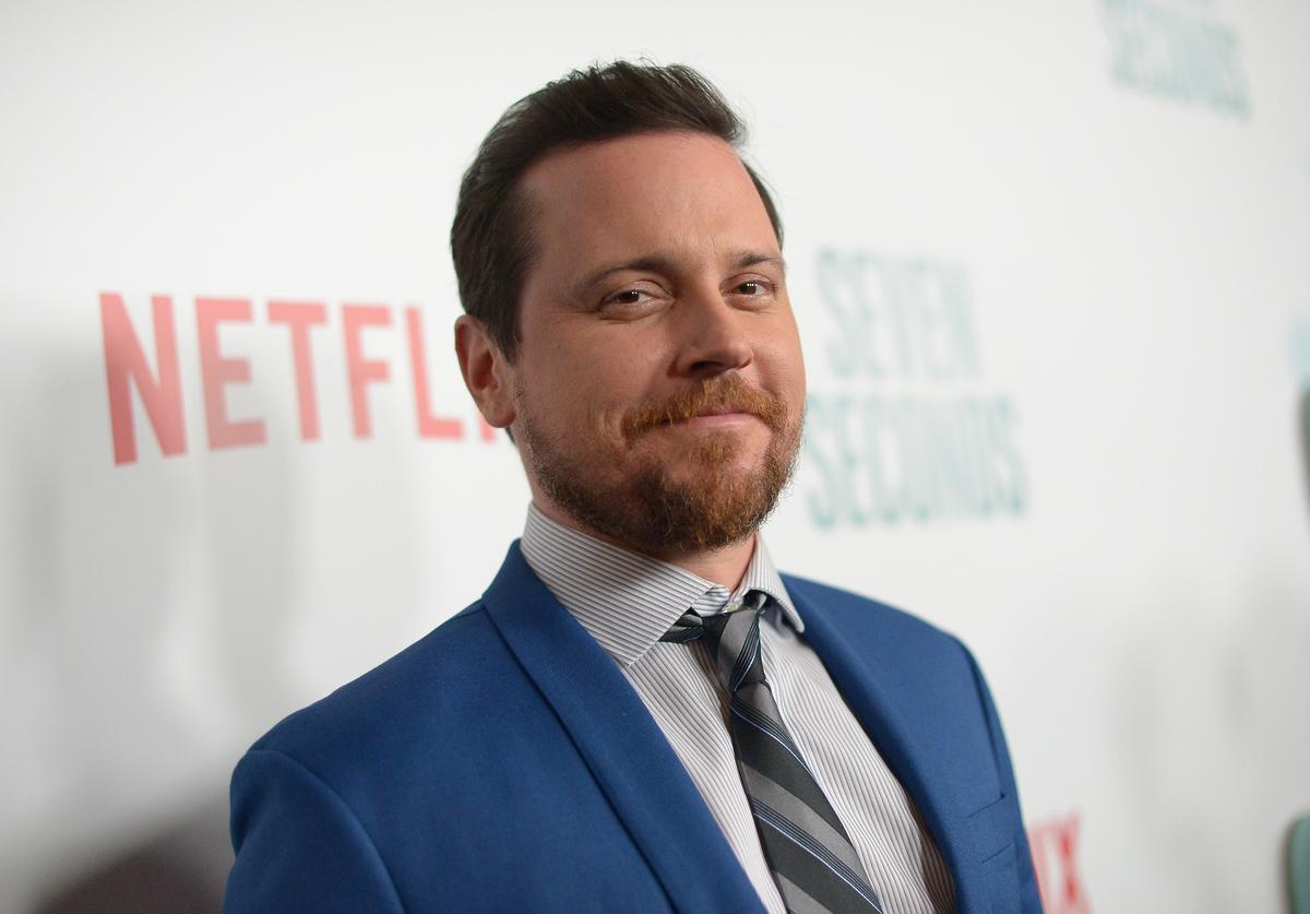 Michael Mosley attends Netflix's 'Seven Seconds' Premiere screening and post-reception in Beverly Hills, CA on February 23, 2018 in Beverly Hills, California.