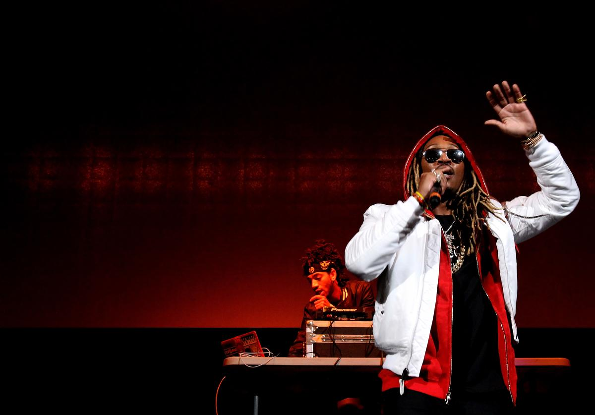 Future performs onstage during 105.1's Powerhouse 2015 at the Barclays Center on October 22, 2015 in Brooklyn, NY
