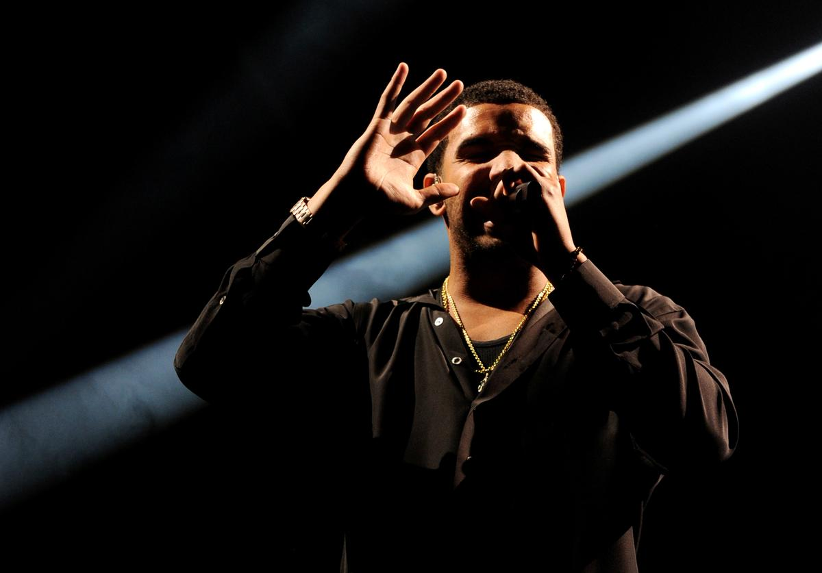 Drake performs at the Galen Center on March 5, 2012 in Los Angeles, California