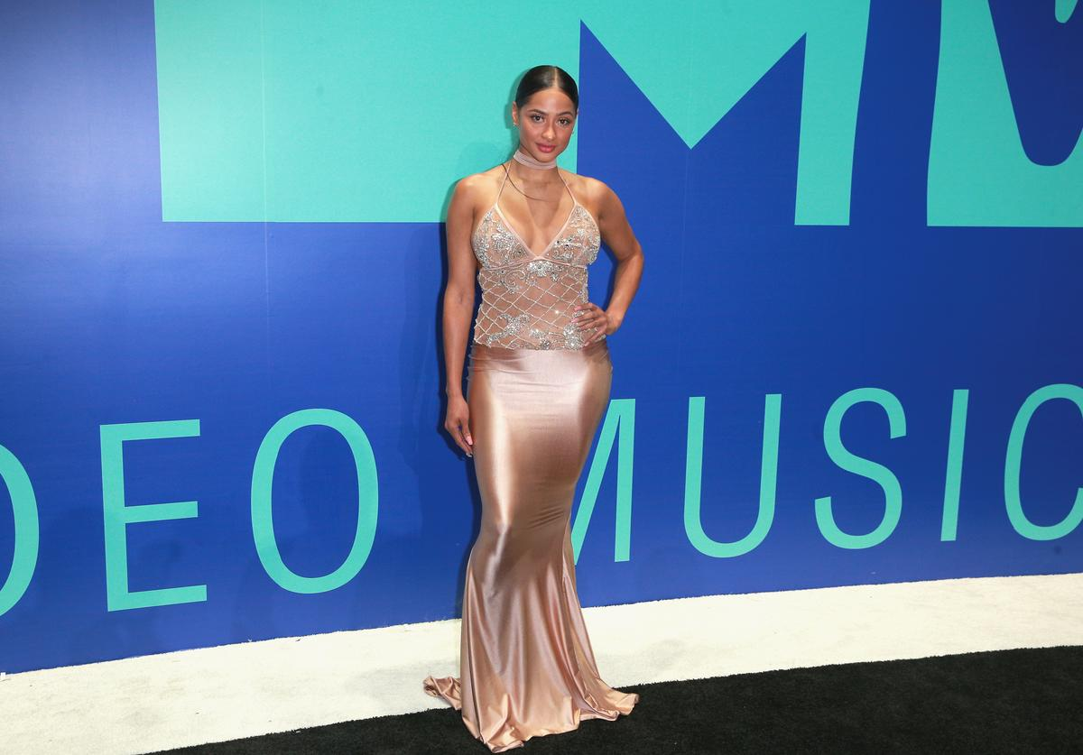 Tori Brixx attends the 2017 MTV Video Music Awards at The Forum on August 27, 2017 in Inglewood, California