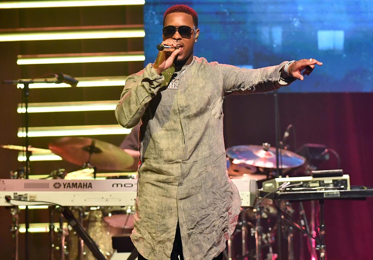 Jeremih performs onstage at the ASCAP 2017 Rhythm & Soul Music Awards at the Beverly Wilshire Four Seasons Hotel on June 22, 2017 in Beverly Hills, California.