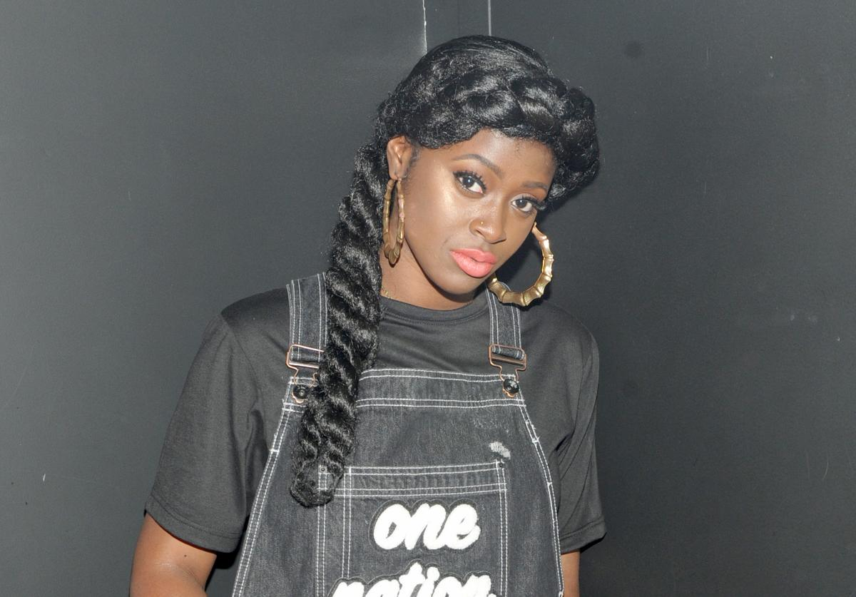 Tierra Whack attends the Atlantic Records 'Access Granted' Showcase on June 13, 2018 in New York City