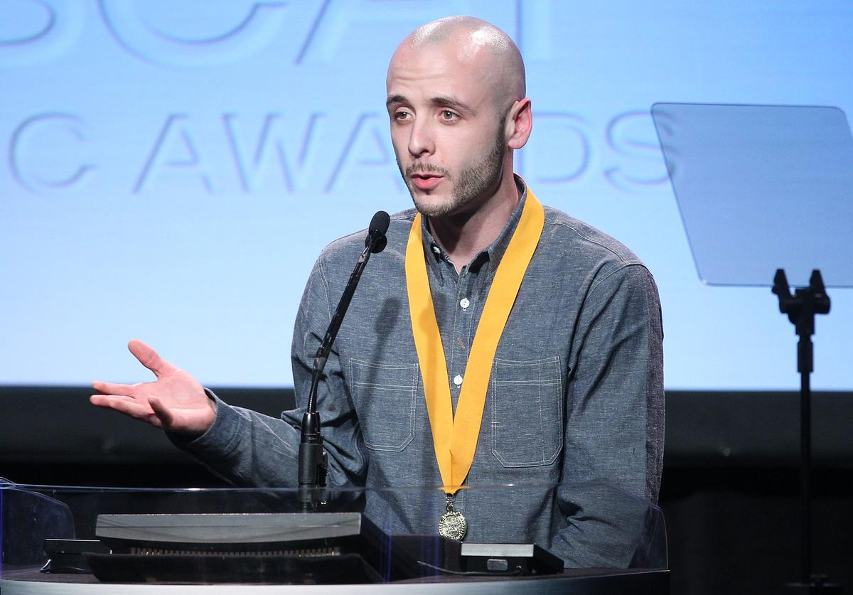 Noah '40' Shebib speaks during ASCAP Rhythm & Soul Music Awards at The Beverly Hilton Hotel on June 29, 2012 in Beverly Hills, California