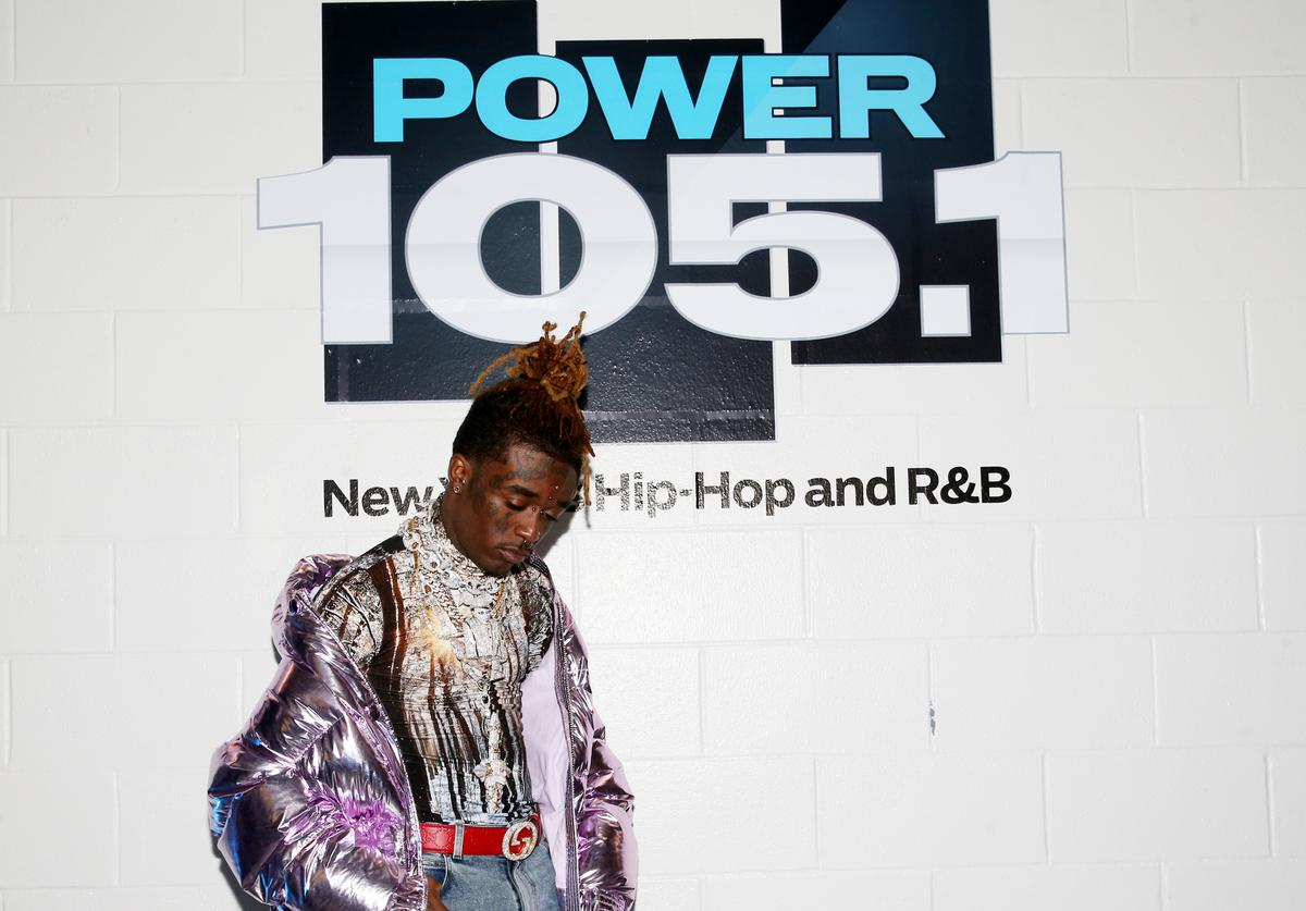 Lil Uzi Vert attends Power 105.1's Powerhouse 2018 at Prudential Center on October 28, 2018 in Newark, New Jersey