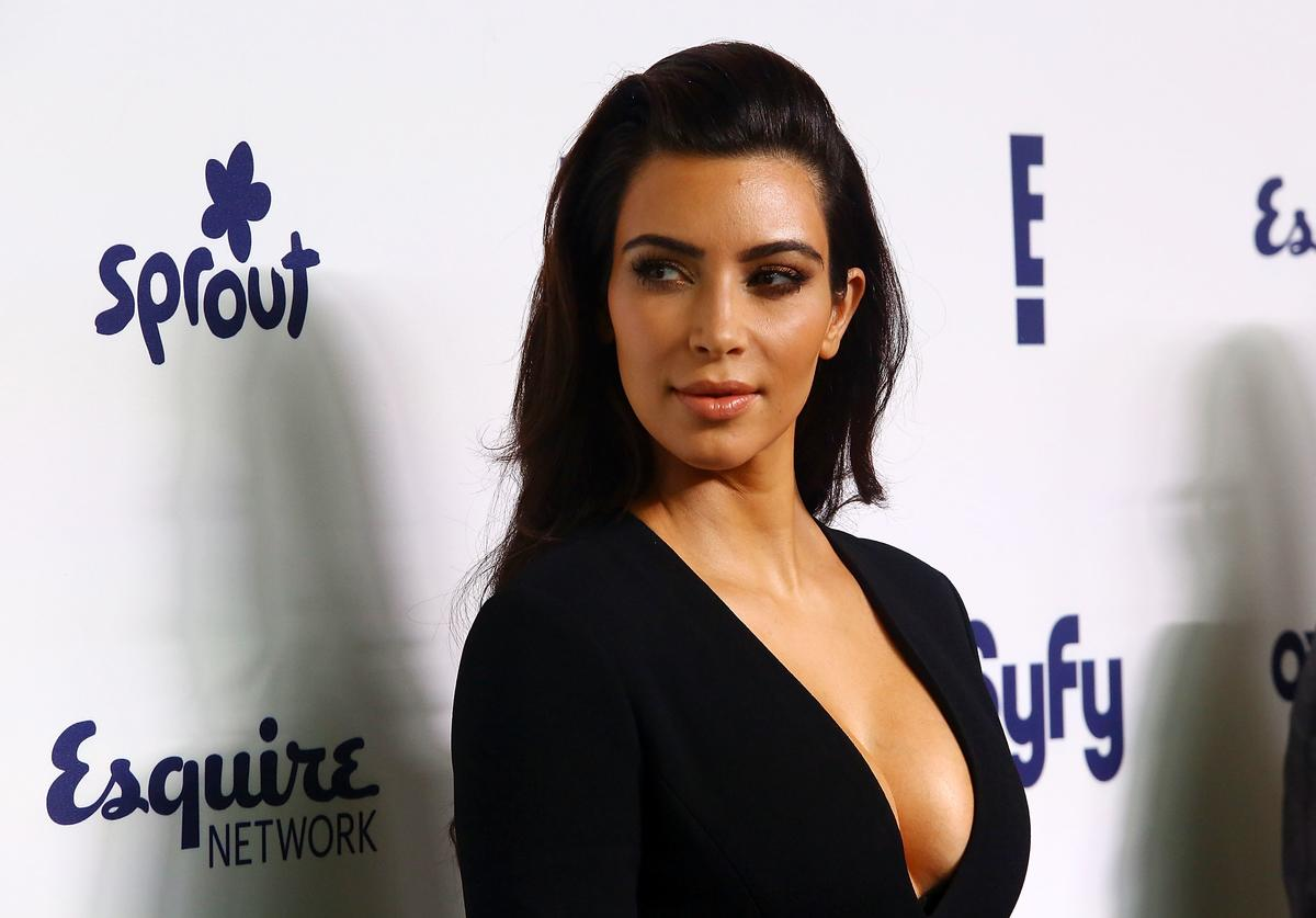 Kim Kardashian attends the 2014 NBCUniversal Cable Entertainment Upfronts at The Jacob K. Javits Convention Center on May 15, 2014 in New York City