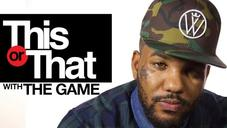 """The Game Plays """"This or That"""" 