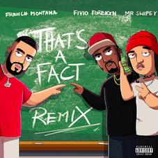 """French Montana & Fivio Foreign Squash Their Beef With """"That's A Fact (Remix)"""" Feat. Mr. Swipey"""