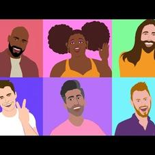 """Lizzo Calls On The """"Queer Eye"""" Fab 5 To Help Her Find Her """"Soulmate"""""""