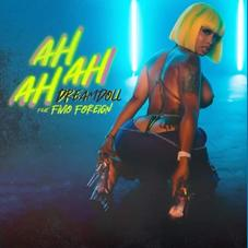 "DreamDoll Calls On Fivio Foreign To Deliver Drill-Laced ""Ah Ah Ah"""