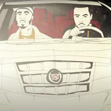 "Benny The Butcher Drops Animated Visuals For Chinx Collab ""Overall"""