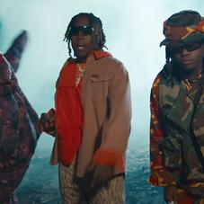 "Lil Uzi Vert, Gunna, & Don Toliver Go On An Adventure In ""His & Hers"" Video"