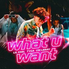 """Lil Xxel Recruits Coi Leray & Tyga For """"What U Want"""""""