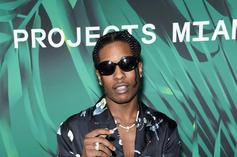 "Top Tracks: A$AP Rocky's ""Uncle Drew"" Cut Hits #1"