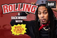 """Waka Flocka Recalls Being High For Three Days On """"How To Roll"""""""