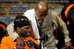 Floyd Mayweather Posts Sickly 50 Cent Photo & Compares Their Net Worth