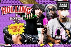 Shoreline Mafia Reveal Craziest Thing They've Smoked Out Of