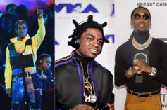 "Kodak Black, Travis Scott & Offset's Tropical ""Zeze"" Debuts Strong"