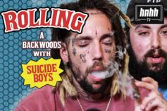 """$uicideboy$ Recall Smoking """"Fake Weed"""" On """"How To Roll"""""""