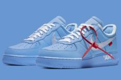 """Off-White x Nike Air Force 1 Low """"MCA"""" Now Available Via StockX"""