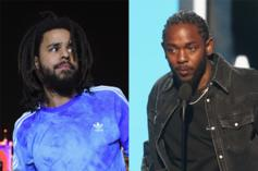 Charlamagne Doesn't Think J. Cole Is On Kendrick Lamar's Level