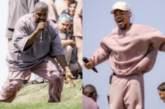Kanye West Screams At Chance The Rapper In Viral Clip