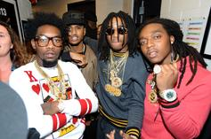 """First Week Sales Numbers For Migos' """"Yung Rich Nation"""""""