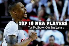 Top 10 NBA Players To Follow On Instagram