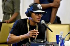T.I. Previews New Music In Social Media Videos
