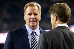 Roger Goodell Issues Statement Against Donald Trump's NFL Comments
