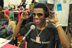 """A Boogie Wit Da Hoodie Goes """"Sneaker Shopping"""" At Stadium Goods"""