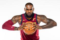 LeBron James Speaks On Trump, Race, Cleveland +More In GQ
