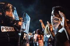 Black Lives Matter Chapter Files Lawsuit Claiming New York Police Spied On Them