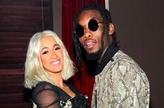 Cardi B Announces Break Up With Offset, Later Backpedals