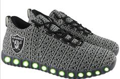 NFL Teams Selling Yeezy Inspired Light-Up Sneakers