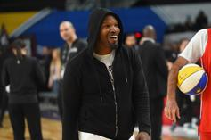 Jamie Foxx Walks Off ESPN Interview When Asked About Katie Holmes