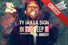 """Ticket Giveaway: Ty Dolla $ign's """"In Too Deep"""" Tour"""