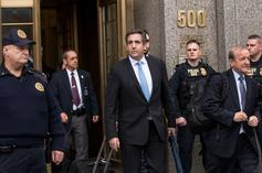 Donald Trump's Lawyer Michael Cohen Plans To Pleads The Fifth In Stormy Daniels Case