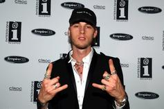 """Exclusive: Machine Gun Kelly On The """"Lace Up"""" Movement, And """"Beef"""" With HNHH"""