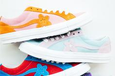 Tyler, The Creator x Converse Golf le Fleur New Collection Coming Soon