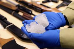 Young Mother Arrested For Operating Massive Meth Ring