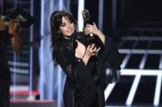 Camila Cabello Hospitalized With Fever & Dehydration