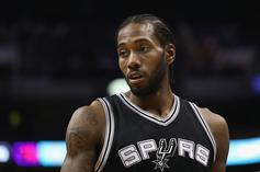 """Spurs To Offer Kawhi Leonard """"Supermax"""" Contract: Report"""