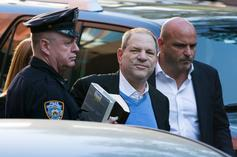 Harvey Weinstein Turns Himself In & Is Charged With Rape, Bail Set At $10 Million
