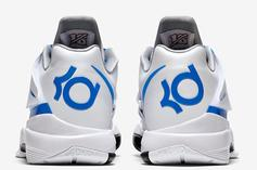 Kevin Durant's Nike KD IV Returns Today: Purchase Links